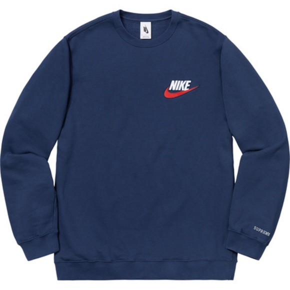 Supreme x Nike Crewneck